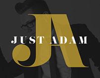 Just Adam Branding