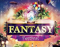 Fantasy Festival Flyer