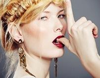 Sisse Larsen - INQ Models