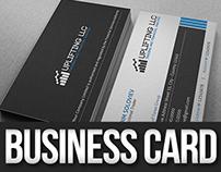 Uplifting Business Card