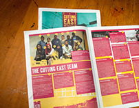 Cutting East film Festival Programme