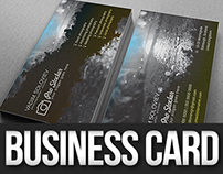Pro Stocker Business Card