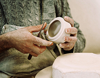 El proceso artesanal de Limoceramics