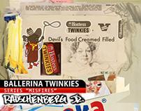 "Ballerina Twinkies ""Singles"" [Misfires]"