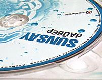 DAYVER, Sunsay, music CD, digipack