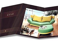 """Буклет производителя мебели """"Престиж-мебель"""""""