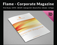 Flame - Corporate Magazine