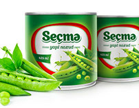 """Seçmə"" Label Design"