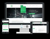 Epix - responsive site - mockup - mobile - identity