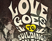 Love Goes To Buildings . . .