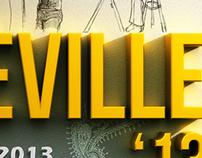 Vaudeville 2013 - poster