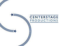 Center Stage Productions Marketing Collateral