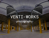 VENTI-WORKS. Product & arquitectonic photography