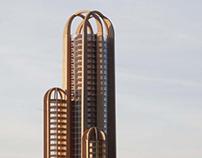 Mixed-Use skyscraper - Nigeria