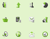 Financial Software UI Icons