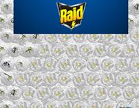 Campaña experiencial raid