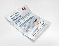 Prepaid Debit Card Mailer - Australia