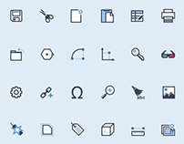 CAD Icons