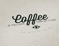 Go Outside - Coffee