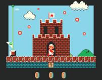 Super Mario Bros. Level One