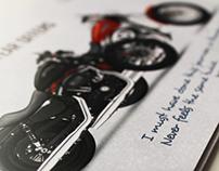 Stratstone Harley-Davidson Mailer