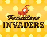 Fenadoce Invaders - Game Design