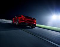 Ferrari F12 N-Largo Novitec Rosso