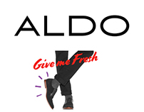 "ALDO group  - fall 2013 ""GIFs"""