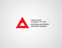 Tbilisi State Academy of Arts Logo Proposal