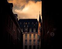 Surreal Bruges