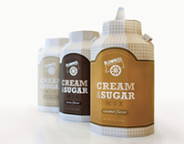 Cream & Sugar Packaging