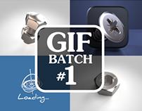 GIFs Batch #1
