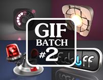 GIFs Batch #2