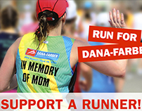 Run for Dana-Farber Rebrand