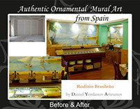 MURAL ART IN BRAZILIAN RODIZIO  - view 02