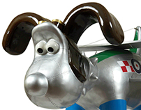 Gromit Unleashed Bristol Bulldog