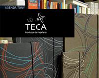 Teca | Produtos de papelaria