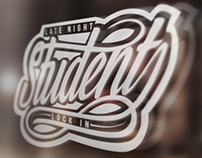 Late Night Student Lock In logo