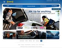 GM/XM Website
