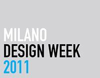 For Milano Design Week 2011