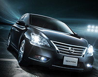 Nissan Colombia Website