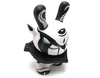 Kidrobot x Colus 8inch Dunny - The Hunted
