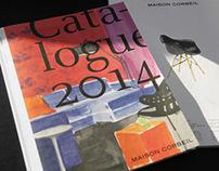 Maison Corbeil / Annual catalog 2014