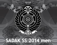 SADAK SS2014 men
