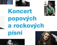 Koncert popových a rokových písní