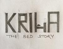 Kriha - logo and brand elements