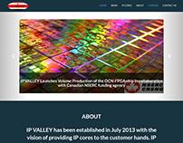 IP Valley Inc. Website