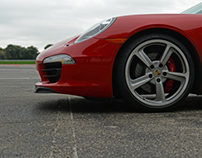 Porsche World Road Show #PWRS