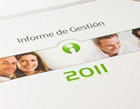 Informe de Gestión 2011 Iberoamericana de Seguros