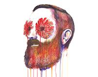 Watercolor Men